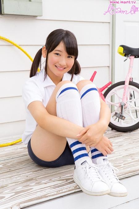 フレッシュアイドル倶楽部 近藤あさみ デジタル写真集vol.59 表紙画像