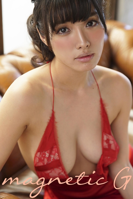 magnetic G 今野杏南 『seduce』