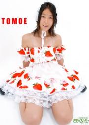 少女画像館 エンジェルfile 『tomoe 中2デジタル写真集 Vol.04』